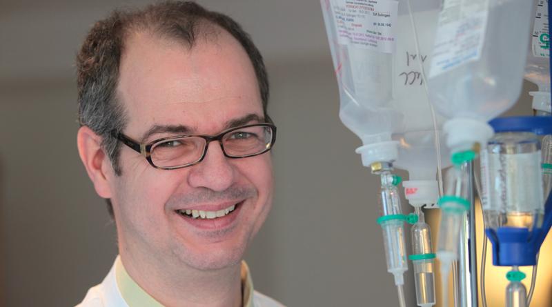 Prof. Dr. Ulrich Mahlknecht (Onkologie und Hämatologie)