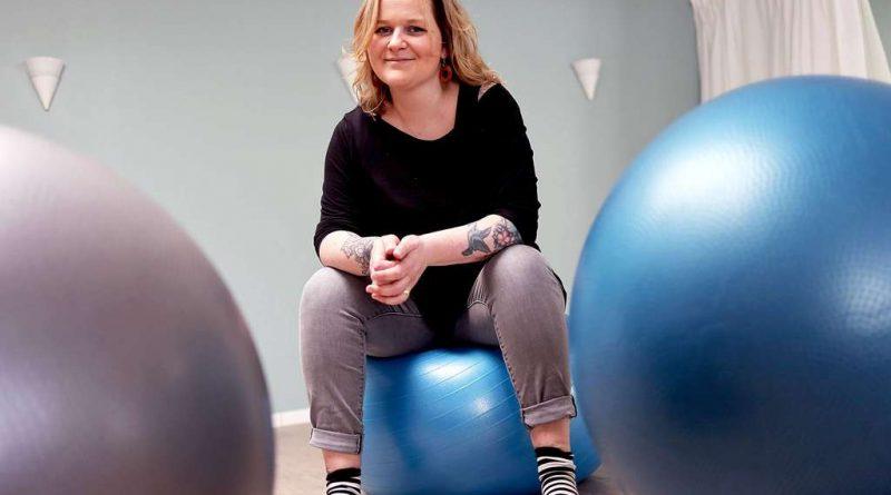 Im Yara Mind & Body Spa legt Hebamme Michaela Holohan großen Wert auf die Wohlfühlatmosphäre.